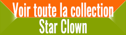 Collection Star Clown